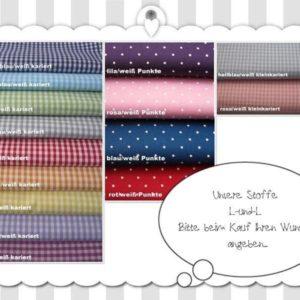 Wollfilz Schultüte – rosa Punkte – 22cm – verschiedene Farben
