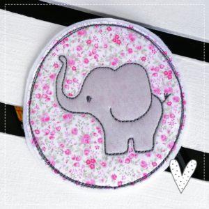 Versandfertig – Kleiner Elefant –