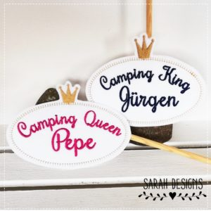 Camping Queen – Camping King
