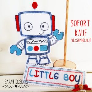 Sofortkauf – Little Boy Roboterset