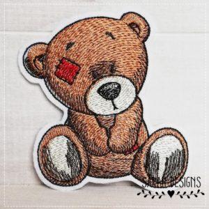 Sofortkauf – Bügelbild  Vintage Teddy