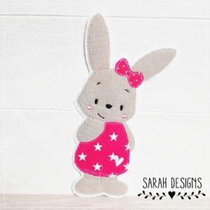 Sofortkauf Hasen Mädchen Greta – 18cm – pink