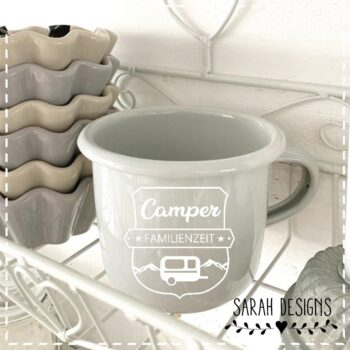 Plotterdatei Camper Familienzeit 2.0