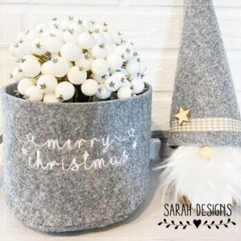 Stickdatei  Merry Christmas 18×13