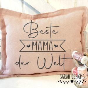 Plotterdatei Beste Mama der Welt