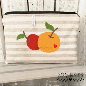 Stickdatei – Äpfelchen 10×10