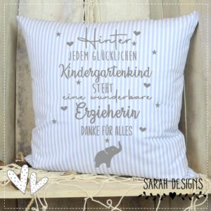 Plotterdatei Kindergartenkind – wundervolle Erzieherin