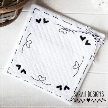 ITH Tassen-Deckchen 4 Größen
