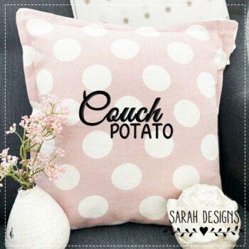 Stickdatei Couch Potato 10×10