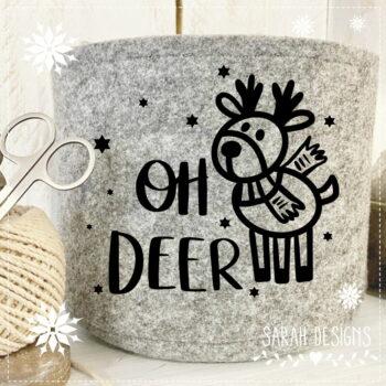 Plotterdatei OH Deer